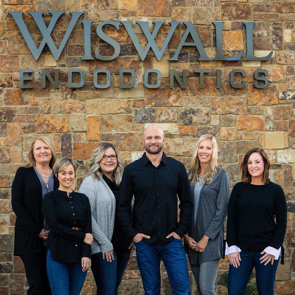 Wiswall Endodontics team